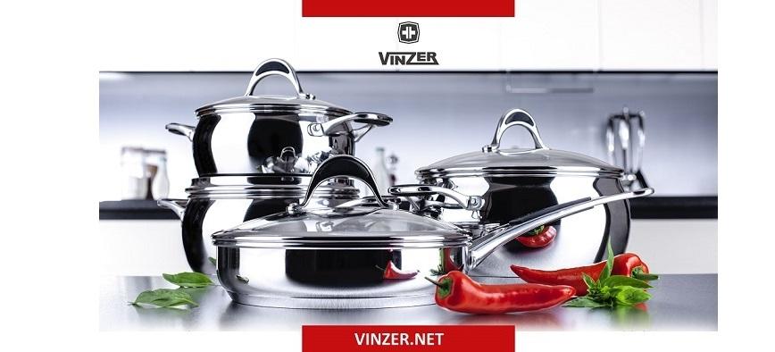 Vinzer - wysoka jakość w kuchni